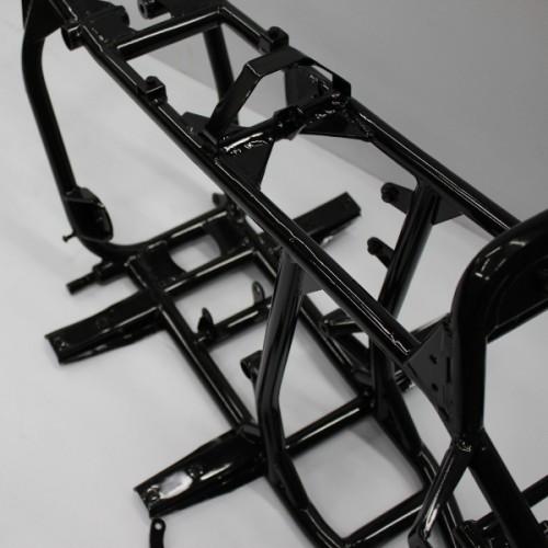 Frame, Apex 85cc Shifter