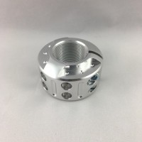 Axle Lock Nut, CNC Billet